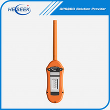 Handheld Satellite Communicator with GPS Navigation