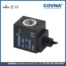 solenoid valve IP65 water plastic coil
