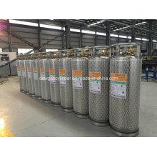 Professioneller Lieferant Sauerstoff / Argon / CO2 / Lox Lar Lco2 Industrieschweißen Flüssiggaszylinder
