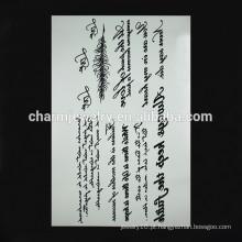 OEM atacado rune padrão braço tatuagem tatuagens braço tatuagem falsa tatuagens temporárias para a mão W-1097