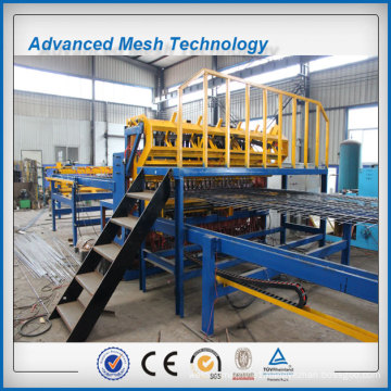 Automatic Spot Reinforcing Wire Mesh Fence Welding Machine