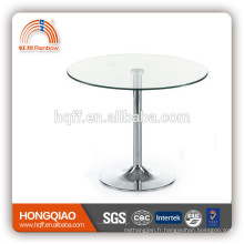 T-Y12 table à manger table basse en verre table basse