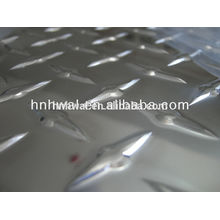 anti-slipping aluminum tread plate sheet 1060