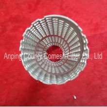 Stainless Steel Perforated Round Filter Mesh Tube