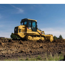 Caterpillar 963K Track Loader  for rice field