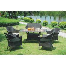 Muebles de mimbre / Muebles de jardín al aire libre (BG-002)