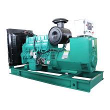 Conjunto de generador diesel 250KVA CUMMINS