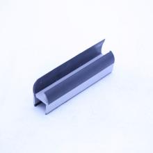 Sello de puerta de goma y plástico de 21 mm / junta de sello de goma 072006