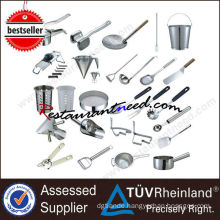 China Shinelong Supplier Stainless Steel Kitchen Cooking Utensils
