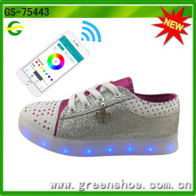 New Design APP Control LED Shoes
