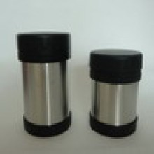 Double Walled Thermos Stainless Steel Food Jar OEM