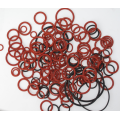 Viton U Seal Ring Red NBR O Ring