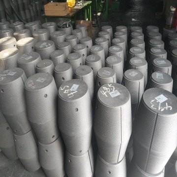 UHP Grade Graphite Electrode For Arc Furnace