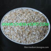 Quartz Sand for Water Treatment with Awwa Standard, F10 Series