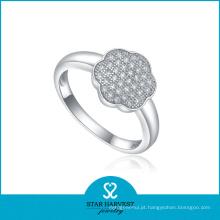 1PC MOQ Fashionzble 925 anel de prata esterlina em estoque (R-0027)