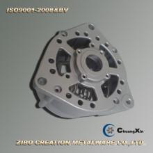 Metallguss-Technologie Aluminium-Endabdeckung für LKW-Generator