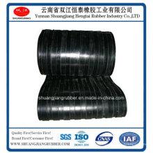 Förderband für Wood Chip Rubber Belt Conveyor