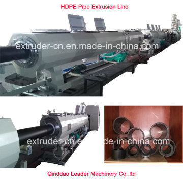 PP PPR HDPE Pipe Making Machine