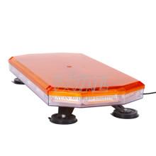 Super Bright 140W COB LED Strong Magnetic Police Firetruck Ambulance Heavy Duty Vehicles Uses Emergency Warning Mini Light Bar