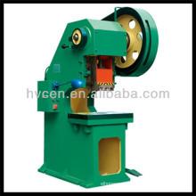 Máquina de perforación y cizalla combinada J21 10T
