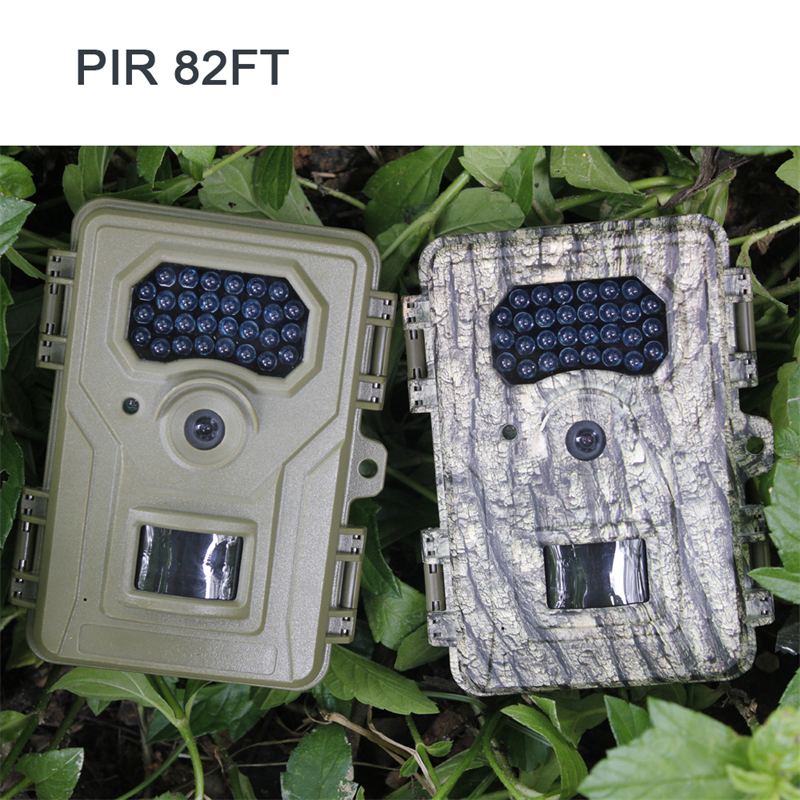 Outdoor Ir Trail Surveillance Camera
