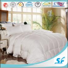 Пуховая ткань с гусиным пухом, одеяло / пуховое одеяло для 5-звездочного отеля