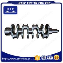 El motor auto del fabricante que ata piezas parte el cigüeñal del arrabio para Nissan TD27 12201-67001 / 12200-65300