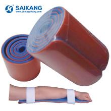 Tablilla termoplástica moldeable flexible SKB2D102 para emergencias