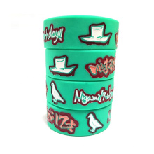 2020 hot selling promotional gifts,Custom logo silicone wristband,rubber wrist bands