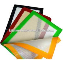 Самый продаваемый антипригарный жаростойкий силиконовый мат из стеклоткани
