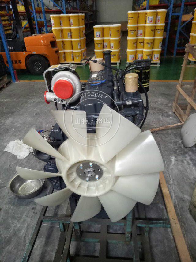 Komatsu pc200-8mo ENGINE