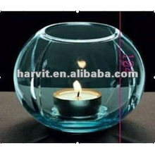 Lampe à vapeur en verre clair