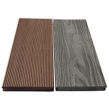 materiais de construção deck de madeira composto de plástico piscina