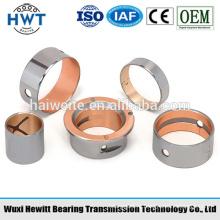 Фланцевый биметаллический подшипник скольжения для бессвинцовой втулки для металлической формовочной машины