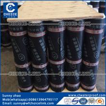 3mm 4mm app torch applied waterproofing membrane