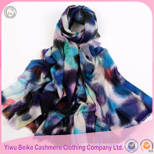 New products unique design cashmere pashmina shawl cape