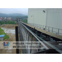 Carbón minería equipo de transportador de correa
