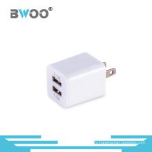 High Quality Us Plug Dual USB Wall Charger for Phone