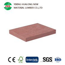 Solid WPC Outdoor Flooring with High Quality (HLM61)
