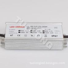 LED driver outdoor waterproof series IP67 Aluminum or Plastic