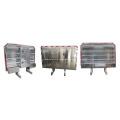 aluminum headache rack for semi tractor