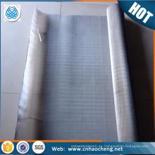 Fabricación de metal alcalino cáustico malla de alambre especial de la fibra de inconel 605 / malla del filtro de alambre / malla de alambre