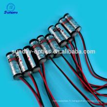 Module laser Green Cross 532nm 20mw 50mw 100mw 22mmx110mm
