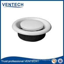 Diffuseur d'air de valve de disque de métal d'hôtel pour le système de la CAHT
