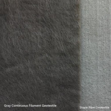Thermoal Bonded Geotextile Fabric