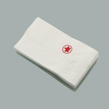 Papel biodegradável para guardanapos de jantar