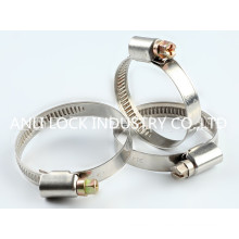 Gear Hose Clamp, Turbine Gear Hose Clamp, Ring Clamp, Al-756/758