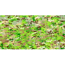 Multicam Irr Patterns Camouflage Military Fabric