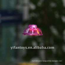 2CH infrared mini ufo with light,infrared ufo,led flying ufo