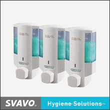 Wall Mount Soap Dispenser Withthree-Tank (V-6103)